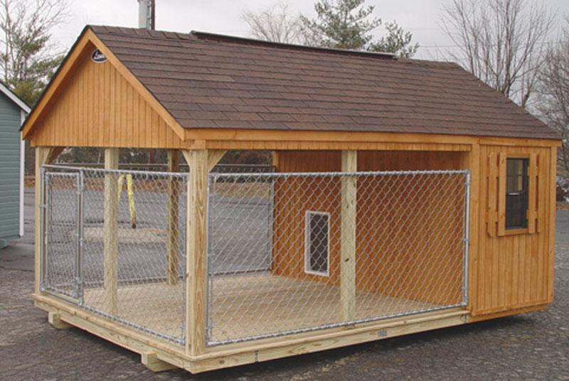 10x14 Dog Condo see below B-CNDO-1014-140 - T1-11