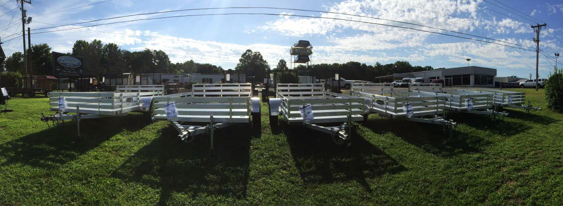 What's The Benefit In Buying An Aluminum Trailer?