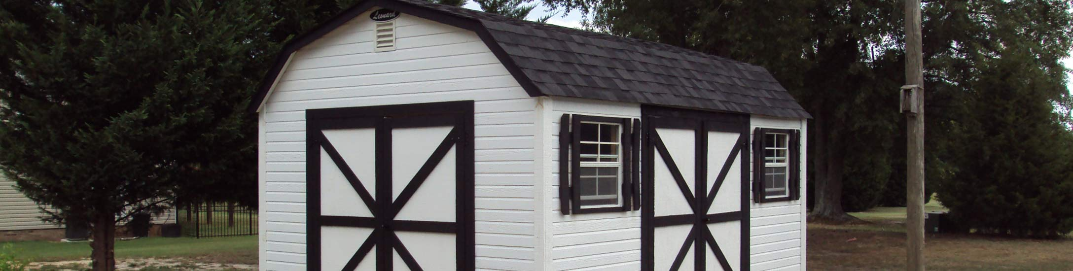 Choosing the best building or shed SHAPE